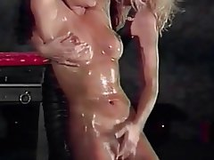 Lesbian, Blonde, Brunette, BDSM