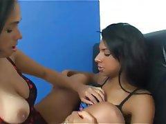 Close Up, Lesbian, Kissing