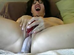 Masturbation, MILF, Orgasm, Webcam