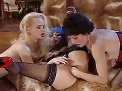 Anal, Hardcore, Lesbian, Threesome