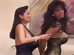 Lesbian, BDSM, Big Tits