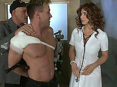 Doctor, Vintage, Nurse, Upskirt