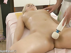 Babe, BBW, Massage, Teen