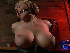 BDSM, Big Tits, Blonde, Boobs