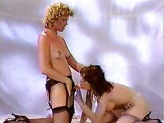 Anal, Femdom, Lesbian, Stockings