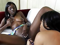 Lesbian, Latex, Lingerie, MILF
