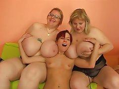 BBW, Big Boobs, Big Butts, Skinny