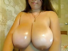 Amateur, BBW, Massage, Nipples